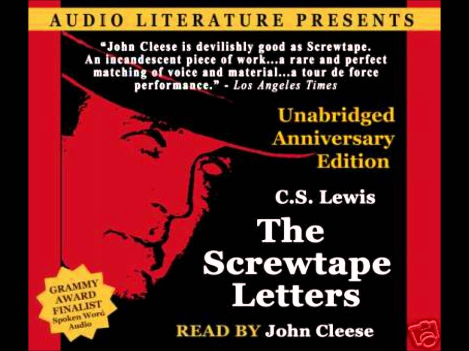 screwtape letters analysis