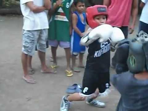 Prince Arthur Yap VS. Astrim Janillo  round 1