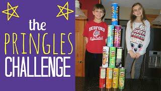 PRINGLES CHALLENGE - KIDS EDITION