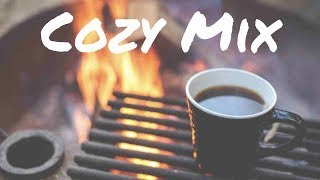 Cozy Acoustic Music Mix for Coffee Shops 1 Hour Playlist