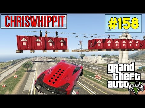 RPG VS FLYING CARS | GTA 5 Online SOWI & figgehn | #158