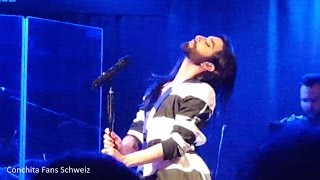 Conchita Wurst, Out of Body Experience, #‎ConchitaLIVE Wien