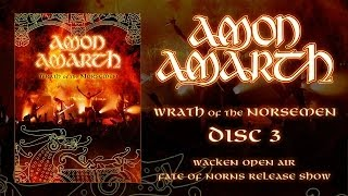 "Amon Amarth ""Wrath of the Norsemen"" DVD 3 (OFFICIAL)"