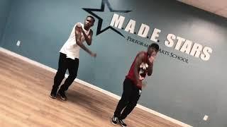 Chris Brown - Burgundy [Dance Choreography]