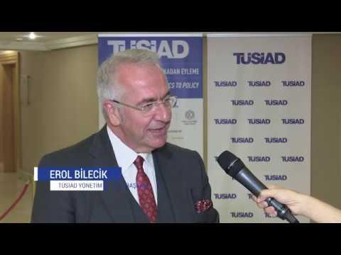 TÜSİAD Küresel Ticaret Konferansı - TÜSİAD Yönetim Kurulu Başkanı Erol Bilecik / 1