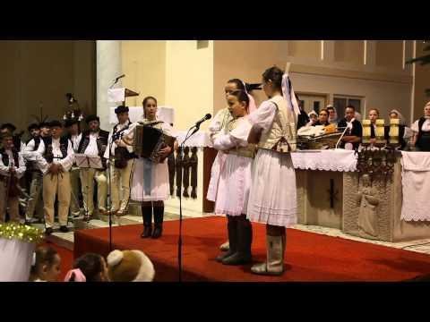 Jasličková pobožnosť Terchová 2012