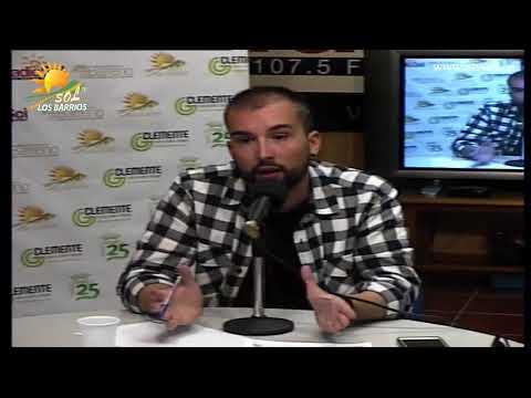 Entrevista a Ruben Castillo Concejal Podemos Los Barrios   Lunes 21 Mayo 2018