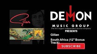 "Gillan - South Africa - 12""  Bonus Track"
