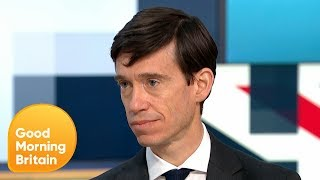 Rory Stewart Will Quit His Cabinet Position if Boris Johnson Becomes PM | Good Morning Britain