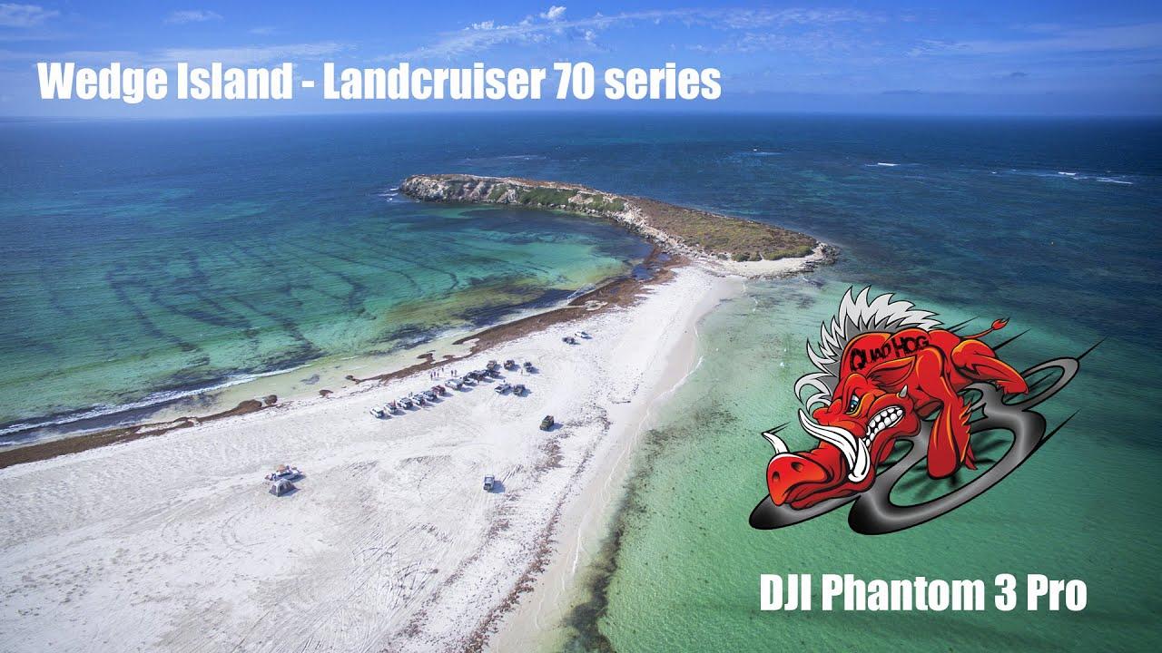 Wedge Island - Phantom 3 Pro - YouTube