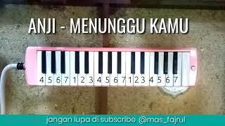 Download lagu NOT PIANIKA - ANJI - MENUNGGU KAMU