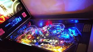 Tron Pinball from Stern