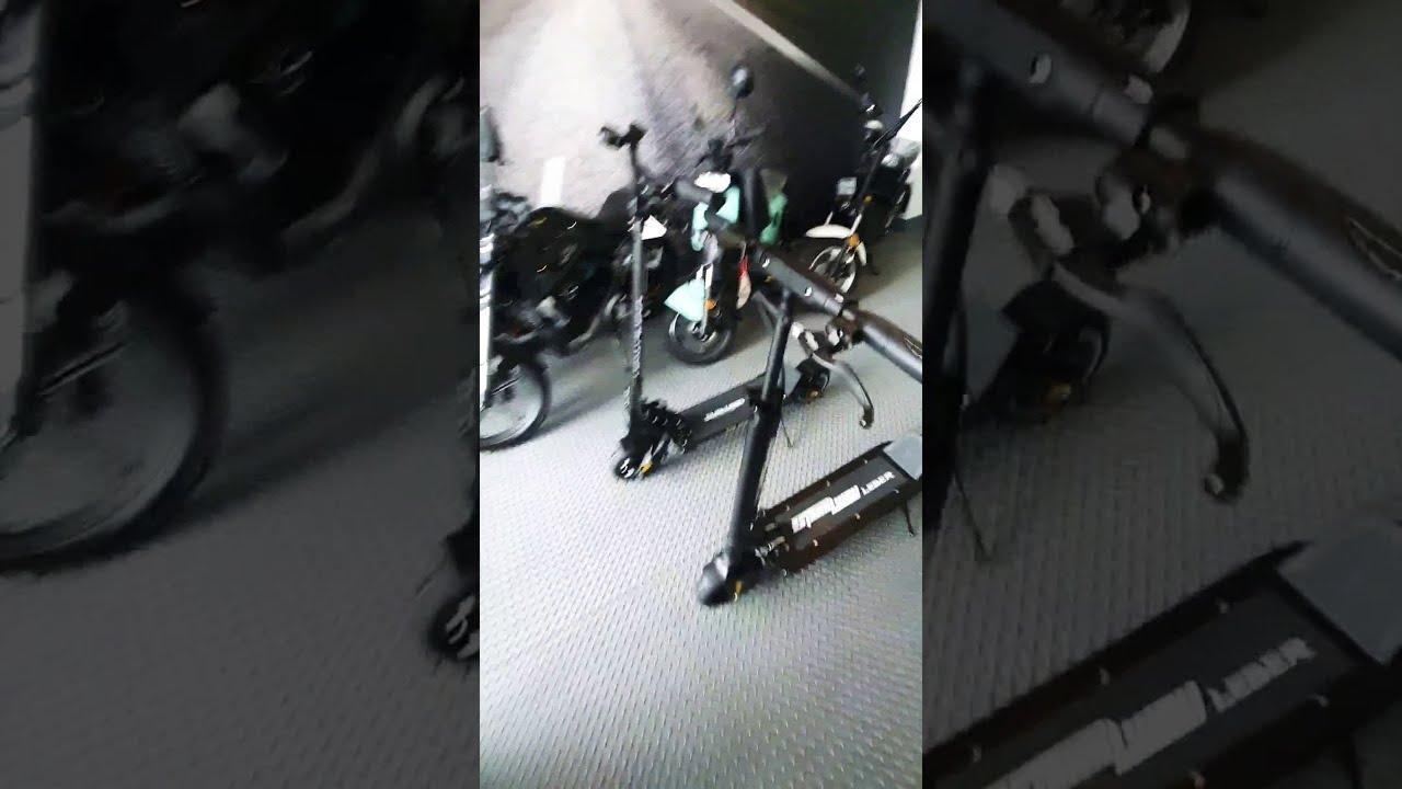 Dualtron Mini vs Speedway Leger