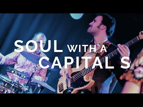 Cut The Alligator - SOUL WITH A CAPITAL S #Teaser