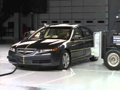 2004 2008 Acura Tl Crash Test Consumer Reports Video Hub