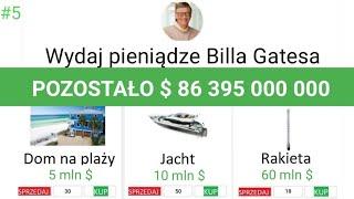 Na co wydałbyś pieniądze Billa Gatesa? DOBRE INTERNETOWE #5