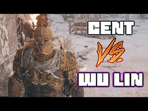 Cent Vs Wu Lin   Centurion Duels   For Honor