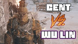 Cent Vs Wu Lin | Centurion Duels | For Honor