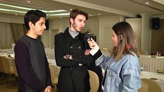 Kaptanlar Zirvesi Röportajlar  / ISTANBUL / iddaa Rakipbul Ligi 2017