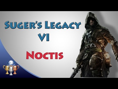 Assassin's Creed Unity Dead Kings DLC - Suger's Legacy VI Riddles - Noctis (Defender of Franciade)
