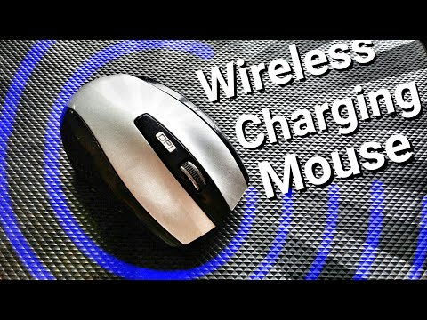 DIY Wireless Mouse That Lasts FOREVER