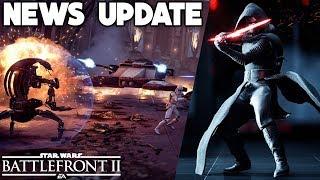 HUGE HERO CHANGES: Kylo NERF, Finn & Luke BUFF & Health Card Update! Star Wars Battlefront 2