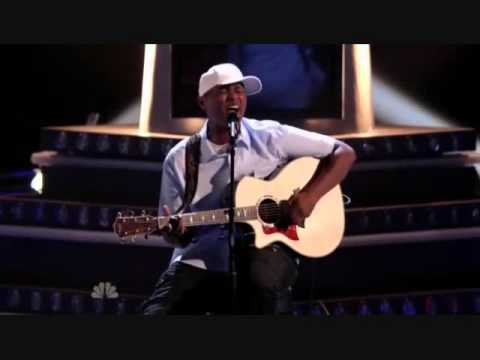 The Voice Blind Audutions Javier Colon-Time After Time