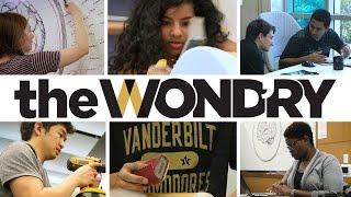 Explore the Wond'ry at Vanderbilt University