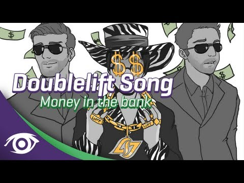 Money In The Bank, Pimpin' Ain't Easy [Doublelift Song RAP REMIX]