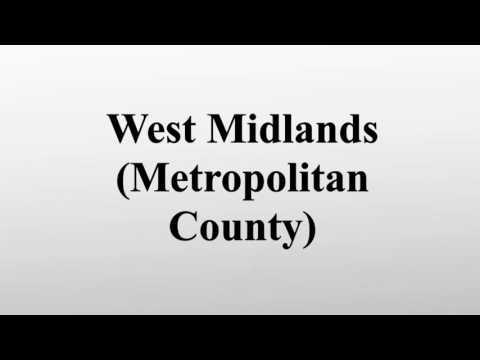 West Midlands (Metropolitan County)