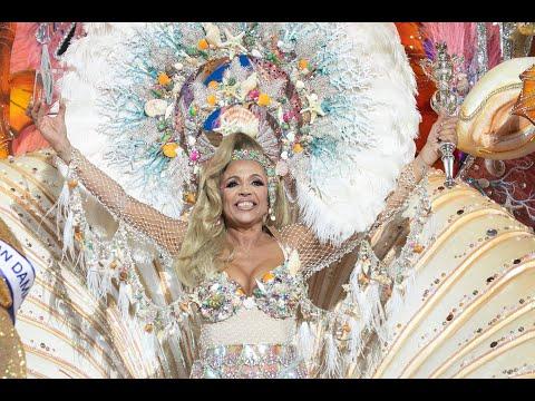 Gala de la Gran Dama, Carnaval de Las Palmas de Gran Canaria 2020