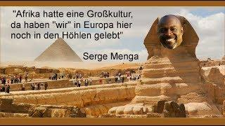 Serge Menga, afrikanische Hochkultur und der Hooton Plan!