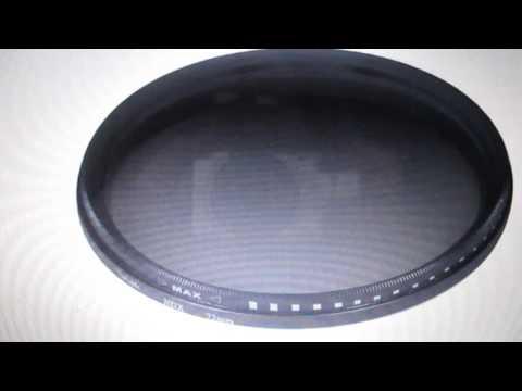 UltraPro 77mm Variable NDX Fader Filter