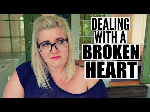 dealing with a broken heart An effective suggestion on how to deal with a broken heart is to relocate to some other place for a few days this can perhaps be the best way to.