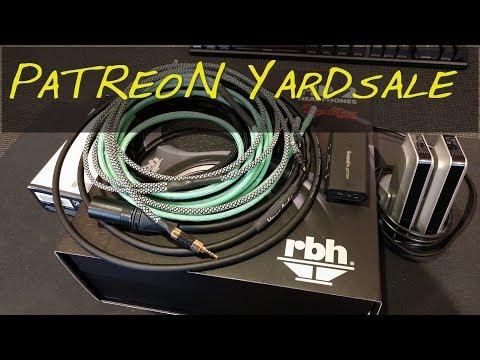 Z Yard Sale - November 2017 [For $5+ Patrons]