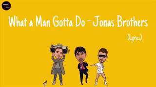 Download now Jonas Brothers - What a Man Gotta Do MP3
