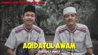 Download AQIDATUL AWAM - DARBUKA COVER || DI AKHIR VIDIO ADA SUARA MISTERIUS?