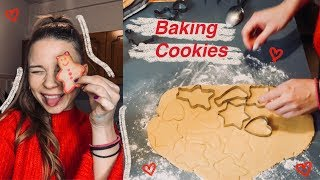 Έφτιαξα Χριστουγεννιάτικα Μπισκότα