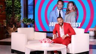 John Legend's Valentine's Day Tribute to Chrissy Teigen