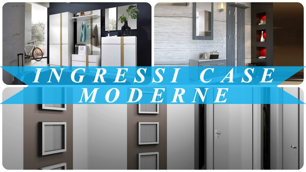 Ingressi case moderne youtube for Case interni moderne
