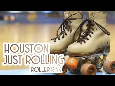 A must go to Roller Rink | Houston's Just Rolling Skating Rink | Greenwood Ave.