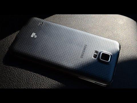 Обзор Samsung Galaxy S5 ч.1: игры, тесты, сканер пальца, датчик сердцебиения, дизайн