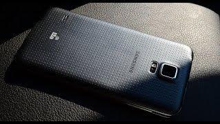 видео Первый в мире Android-планшет с дактилоскопическим датчиком