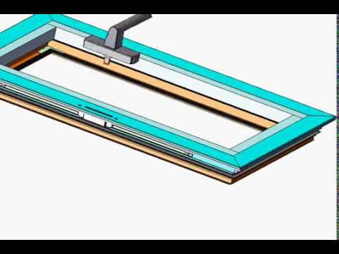 How to make aluminium window? The best price aluminum door window machine