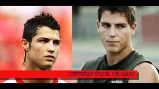 Sean Faris Cristiano Ronaldo look alike.mp4