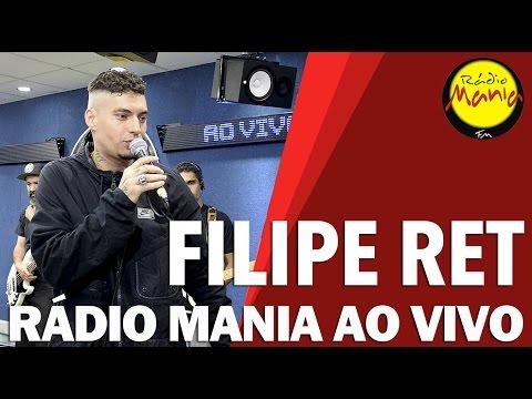 🔴 Radio Mania - Filipe Ret - Não Existe Poesia Sem Pecado / Libertários / Jamais Serão
