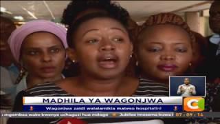 Wagonjwa zaidi walalamikia mateso hospitalini Kenyatta