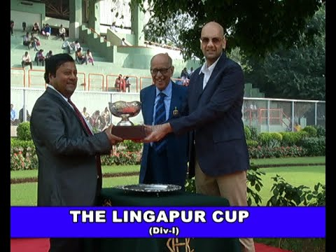 Tootsie Roll With Imran Chisty Up Wins The Lingapur Cup Div-1 2020