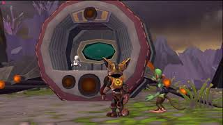 Ratchet and Clank : Up Your Arsenal -87- Megaturret Fun
