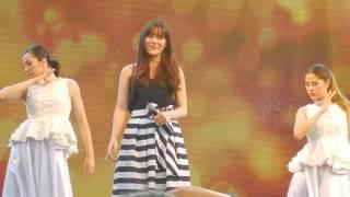 คิมเบอร์ลี่ แค่ภาพลวงตา ครอบครัวดนตรี Live Concert @Mega Bangna 18-3-17